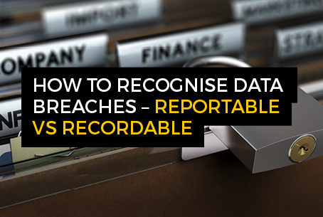Recognise Data Breaches