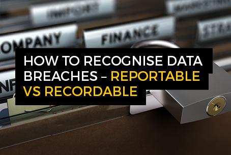 Recognise Data Breaches