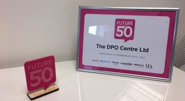 DPO Centre Future 50