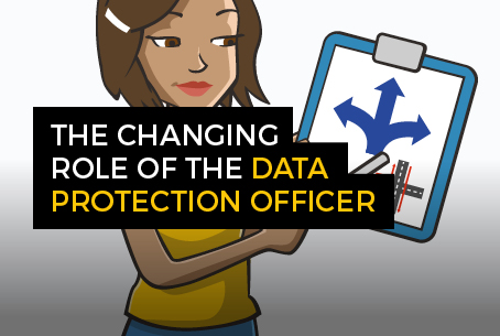 changing role of data protection officer