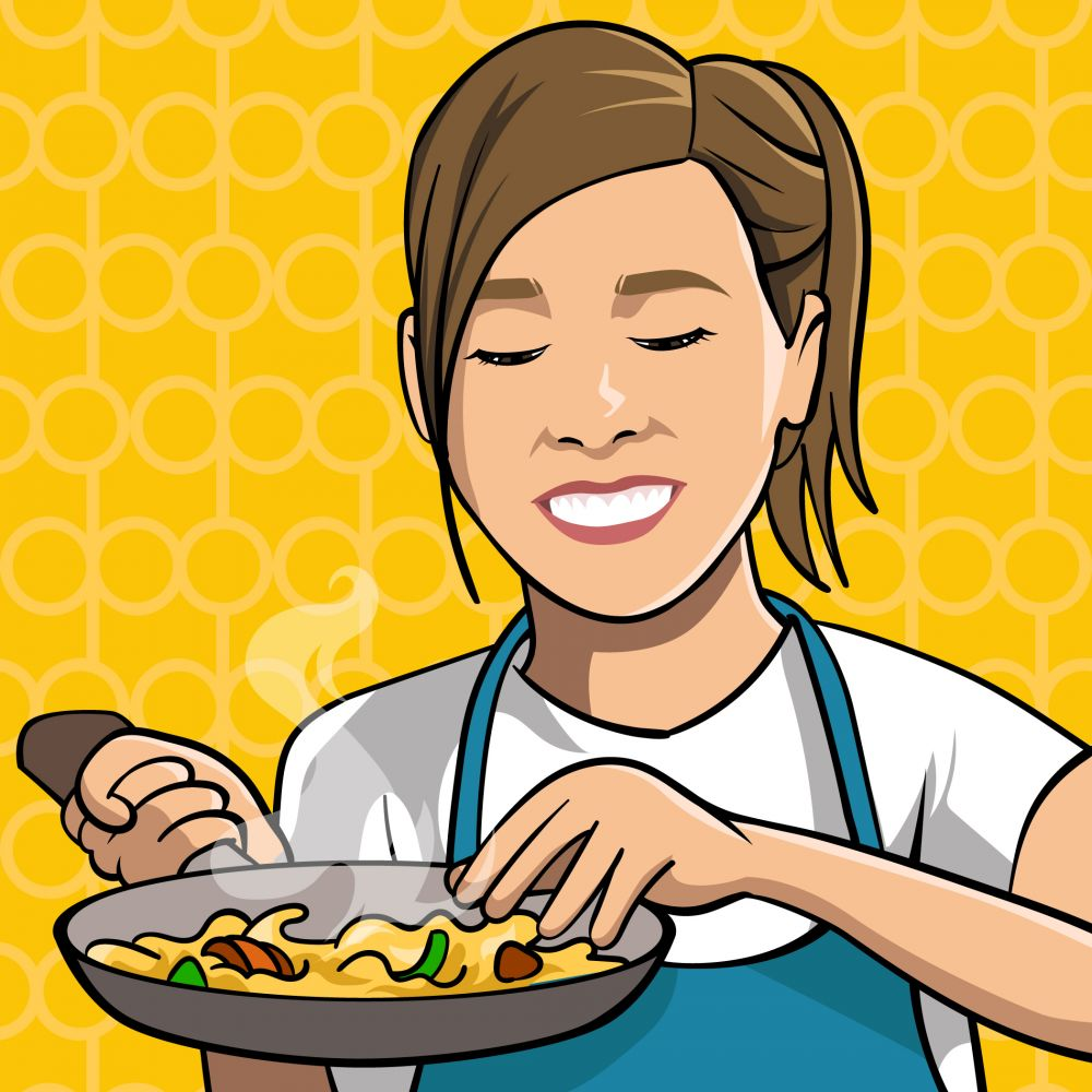 mili cooking