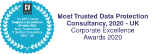 Most Trusted Data Protection Consultancy Award